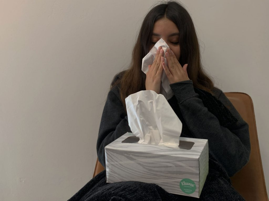 sick before surgery