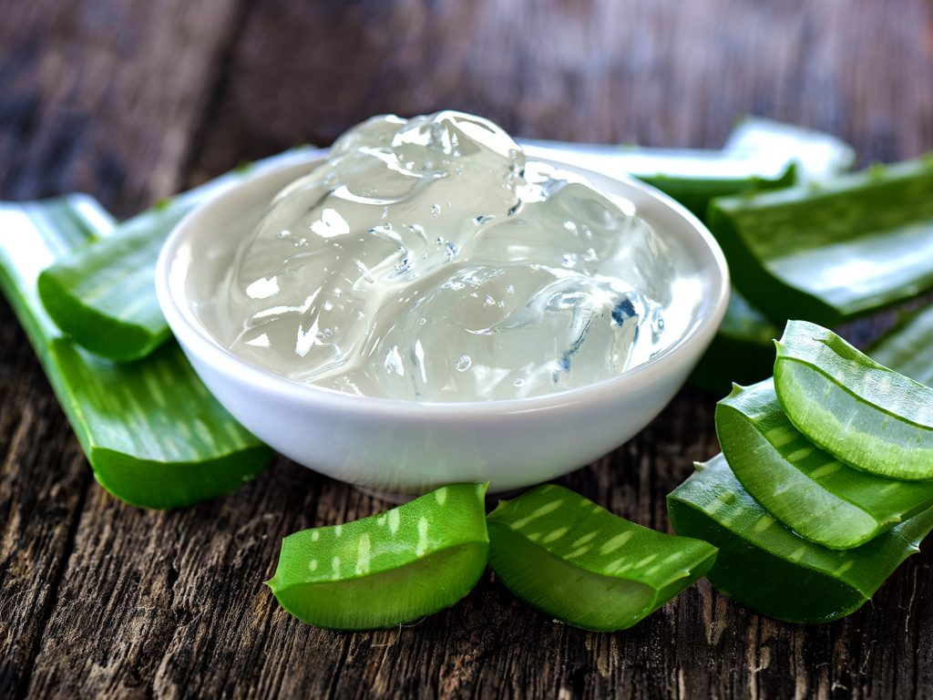 aloe remedies for scars