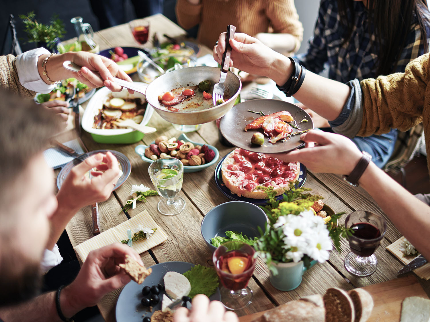 The Importance of Good Nutrition: 5 Fascinating Ways Your Diet Affects Your Overall Wellness